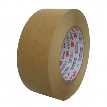 Fita De Papel Kraft 48X50m 3777 Scotch 3M 4 Rolos