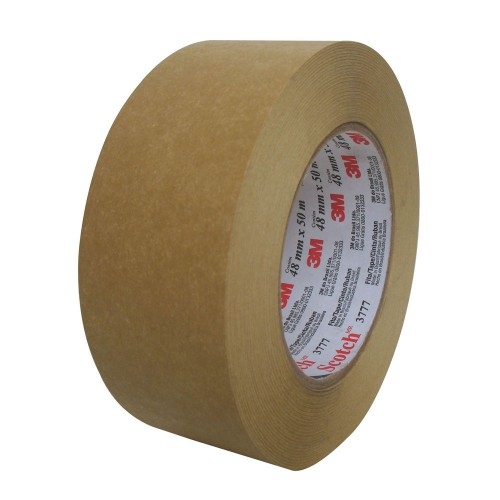 Fita De Papel Kraft 48X50m 3777 Scotch 3M 4 Rolos - 3M - 48X50m 3777