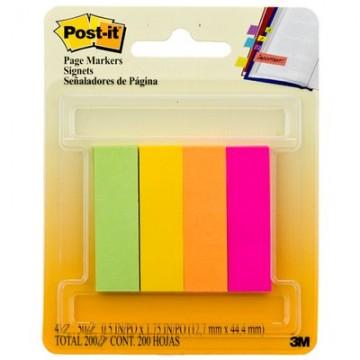 Marcador De Página Adesivo Post-It Flags De Papel ...