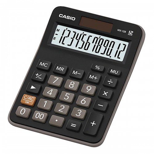 Calculadora Mesa MX - 12B 12 Dígitos Casio Original