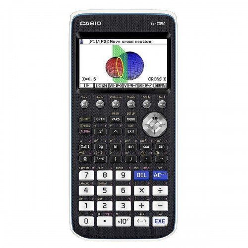 Calculadora Gráfica FX-CG50 Cientifica Casio