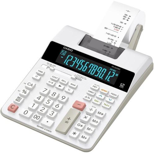 Calculadora Com Bobina FR-2650RC Casio - Casio - FR-2650RC