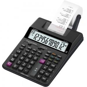 Calculadora Com Bobina HR-100RC-BK Bivolt Casio