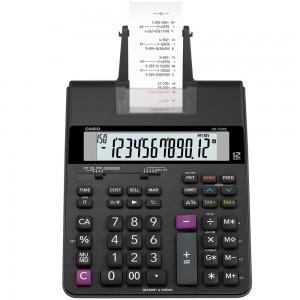 Calculadora Com Bobina HR-150C Bivolt Casio