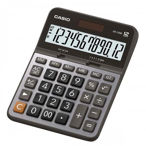 Calculadora Mesa DX - 12B 12 Dígitos Casio