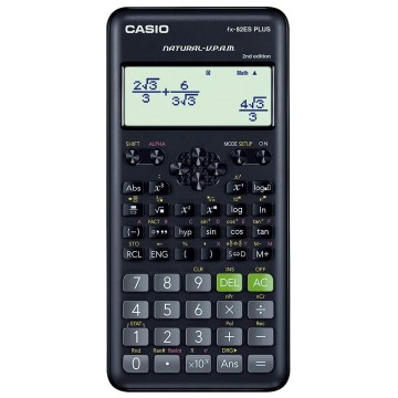 Calculadora Científica FX-82ES Plus 252 Funçoes Casio
