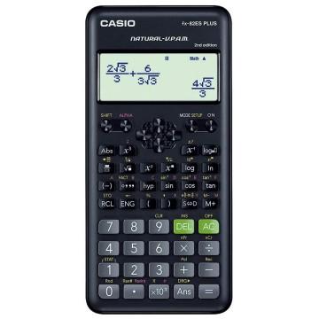 Calculadora Científica FX-82ES Plus 252 Funçoes Ca...