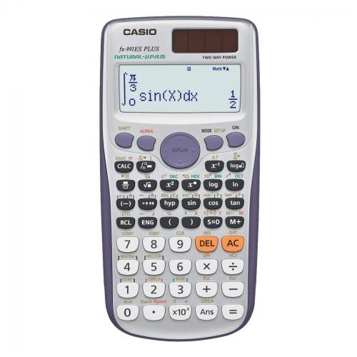 Calculadora Científica FX-991ES Plus Casio - Casio - FX-991ES Plus