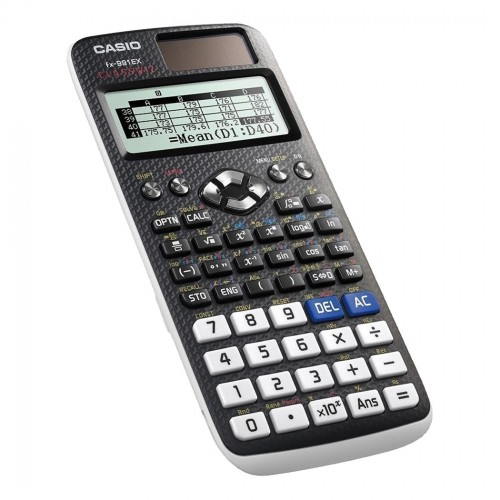 Calculadora Científica FX-991LAX Casio - Casio - FX-991LAX-BK