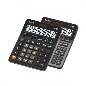 Calculadora de Mesa Casio Grande GX-12B 12 Digitos...