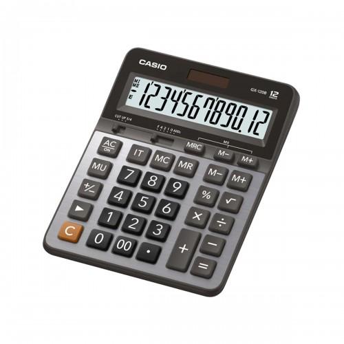 Calculadora de Mesa Casio Grande GX-12B 12 Digitos