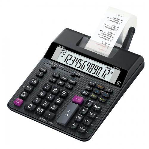 Calculadora Com Bobina HR-150C Bivolt Casio - Casio - HR-150RC