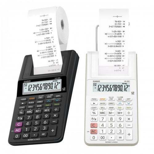 Calculadora Com Bobina HR-8RC Bivolt Casio - Casio - HR-8RC
