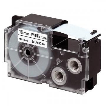 Fita Rotuladora Casio XR-9WEB1 9mm Branca Azul KL-...