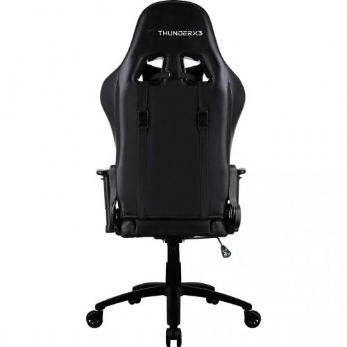 Cadeira Gamer Profissional TGC12 Preta Thunderx3 - Thunderx3 - TGC12 Preta