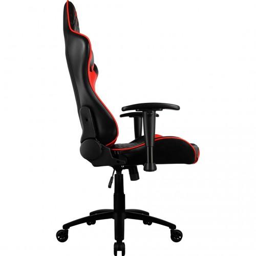 Cadeira Gamer Profissional TGC12 Preta / Vermelha Thunderx3 - Thunderx3 - TGC12 Verm/ Preta