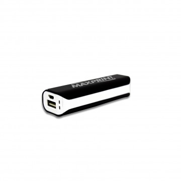 Bateria Portátil Power Bank 3.300MAH USB Maxprint