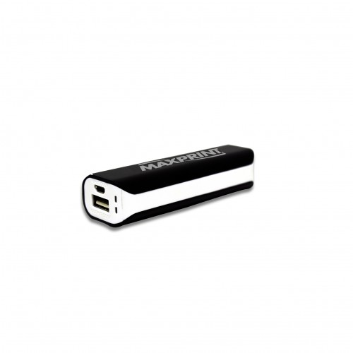 Bateria Portátil Power Bank 3.300MAH USB Maxprint - MaxPrint - Power Bank 3.300MAH