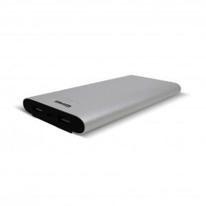 Bateria Portátil Power Bank Dual Alumium 7000 mAh Maxprint