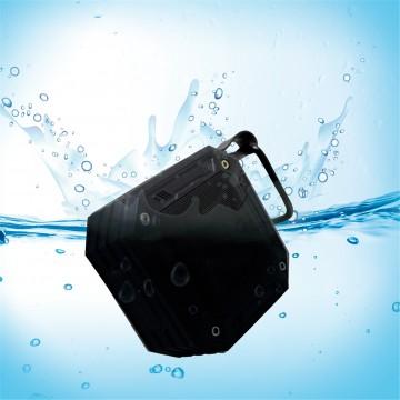 Caixa de Som Maxprint Bluetooth H2O Max 10W - Preta