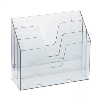 Organizador Triplo Cristal Acrimet