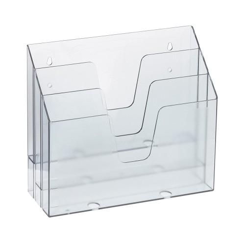 Organizador Triplo Cristal Acrimet - Acrimet - 860.0