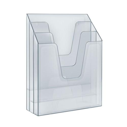 Organizador Vertical Cristal Acrimet - Acrimet - 864.0