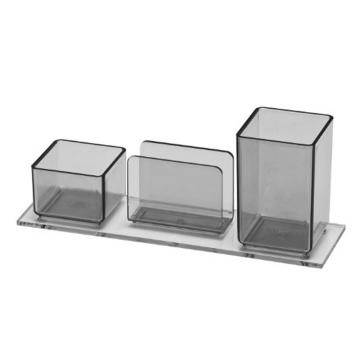 Porta Lápis/Clips/Lembrete 940 Fume Acrimet