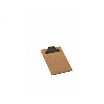 Prancheta Pequena Em Duratex 1/2 Oficio Acrimet