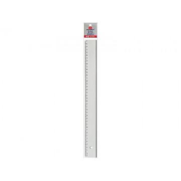 Régua Acrílica Cristal 40cm Acrimet | 24 Unidades...