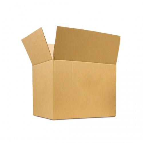 Caixa De Papelão Embalagem 17 x 14 x 15 cm 25 Unidades - Alfa - 17x14x15