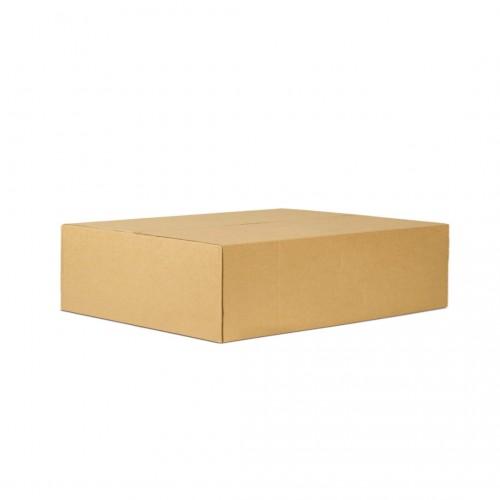 Caixa De Papelão Embalagem 20 x 13 x 06 cm Pequena 25 Unidades - Alfa - 20x13x06