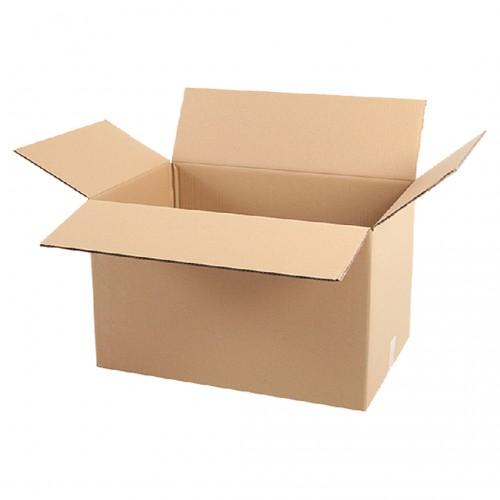Caixa De Papelão Embalagem 47 x 33 x 25 cm 25 Unidades - Alfa - 47x33x25
