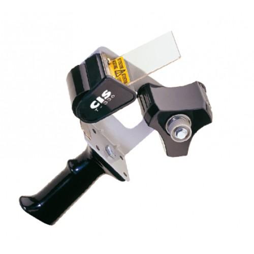 Kit- Aplicador de Fita + 50 rolos 48x100 Transparente