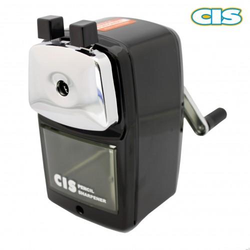 Apontador De Mesa Mecânico Com Manivela Pr03 Cis - CIS - PR03