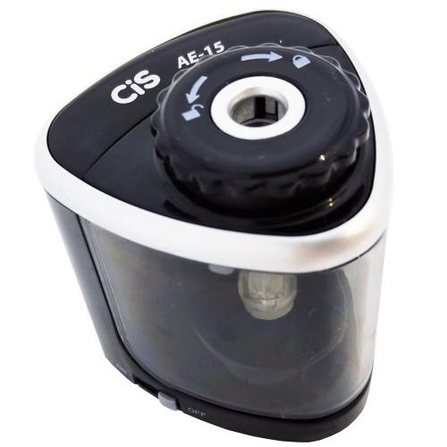 Apontador Elétrico Cis AE-15 Com Depósito - Cis - Ref: AE-15
