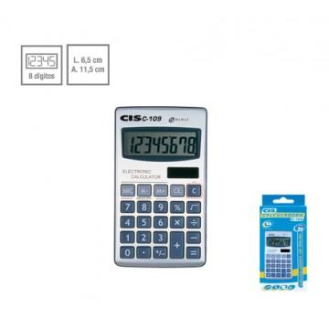 Calculadora De Bolso C-109 8 Dígitos Cis