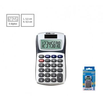 Calculadora De Bolso RF C-107 8 Dígitos Cis