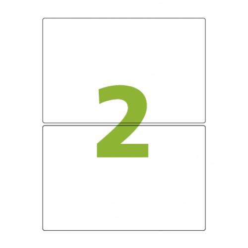 Etiqueta Adesiva Carta CC186 138,11 x 212,73 mm 100 Folhas Colacril - ColaCril - CC186
