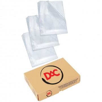 Plastico Para Pasta Grosso 4 Furos Dac | 400 Plasticos