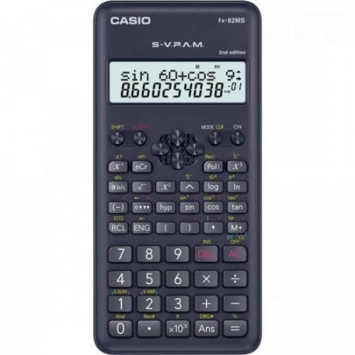 Calculadora Científica 240 Funções FX-82MS-2-S4-DH CASIO