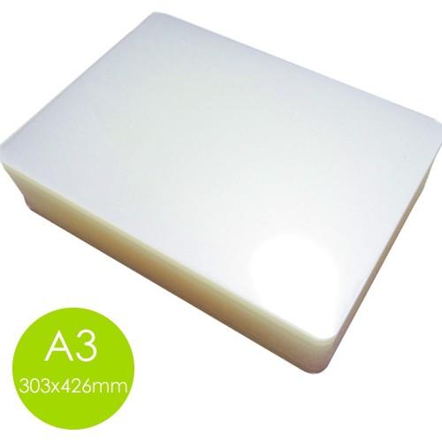 Plastico Para Platificação Polaseal A3 303x426 0.05 | 100 Unidades - Mares - Mares - A3