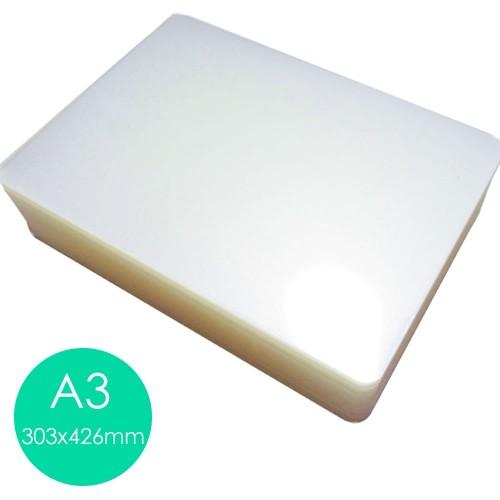 Plastico Para Platificação Polaseal A3 303x426 0.07 | 100 Unidades - Mares - Mares - A3