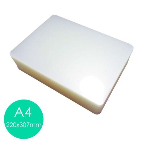 Plastico Para Platificação Polaseal A4 220x307 0.07 | 100 Unidades - Mares - Mares - A4