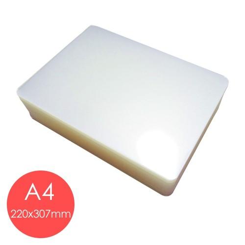 Plastico Para Platificação Polaseal A4 220x307 0.10 | 100 Unidades - Mares - Mares - A4