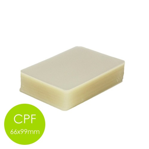 Plastico Para Platificação Polaseal Cracha 66x99 0.05 | 5000 Unidades - Mares - Mares - 66x99