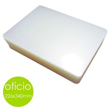 Plastico Para Platificação Polaseal Oficio 226x340 0.05 | 100 Unidades - Mares