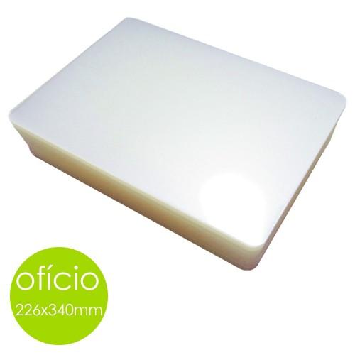 Plastico Para Platificação Polaseal Oficio 226x340 0.05 | 100 Unidades - Mares - Mares - Oficio