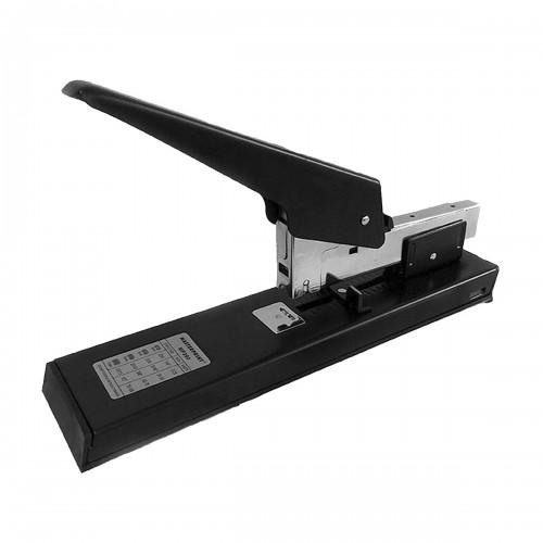 Grampeador Metal MP390 100 Folhas Extra Grande Preto Masterprint - MasterPrint - MP390