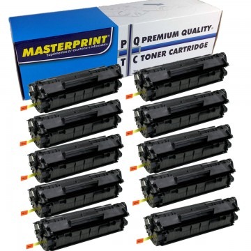 Toner MasterPrint 285A Compativel HP 85A 35A 36A 7...